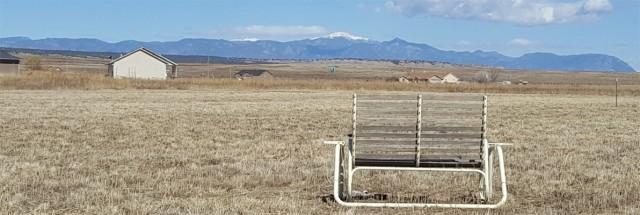 View of Pikes Peak from Pueblo West